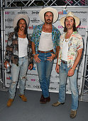 Midland Performs At Flamingo Go Pool Dayclub In Las...