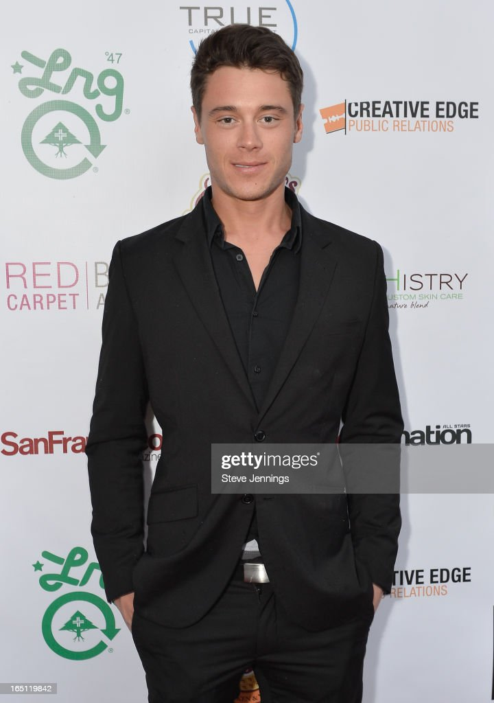 Cameron Fletcher attends the 6th Annual 'Where Hip Hop Meets Couture' Fashion Show at Dog Patch Wine Works on March 30, 2013 in San Francisco, California.
