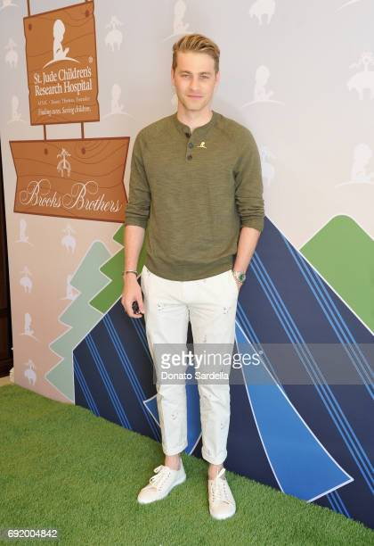 Cameron Fuller at the Brooks Brothers Beverly Hills summer camp party benefitting St Jude Children's Research Hospital at Brooks Brothers Rodeo on...