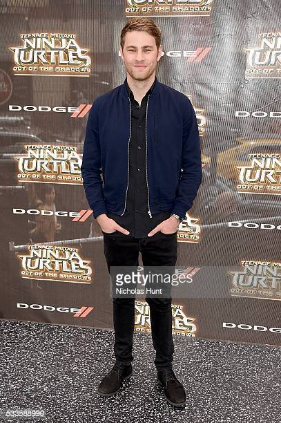 "Cameron Fuller attend the New York Premiere of the Paramount Pictures title ""Teenage Mutant Ninja Turtles Out of the Shadows"" on May 22 2016 at..."