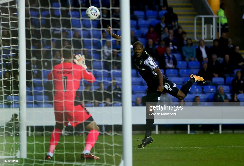 Reading v Norwich City - Sky Bet Championship