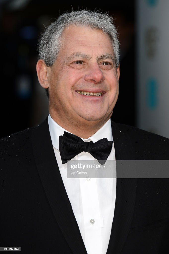 Cameron Mackintosh attends the EE British Academy Film Awards at The Royal Opera House on February 10, 2013 in London, England.