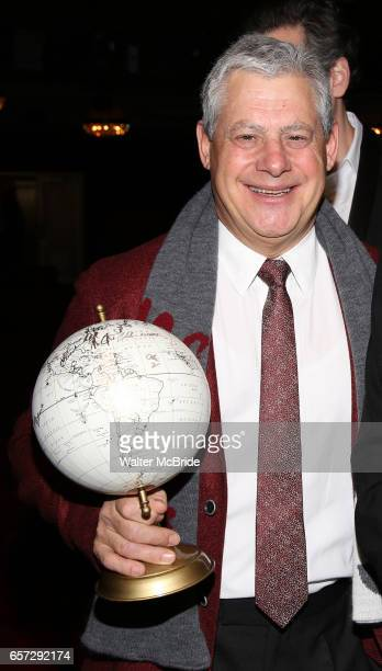 Cameron Mackintosh during The Opening Night Actors' Equity Gypsy Robe Ceremony honoring Catherine Ricafort for the New Broadway Production of 'Miss...