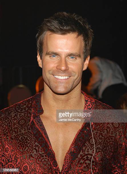 Cameron Mathison during 'Pippin' in Concert to Benefit The National AIDS Fund November 29 2004 at Manhattan Center Grand Ballroom in New York City...