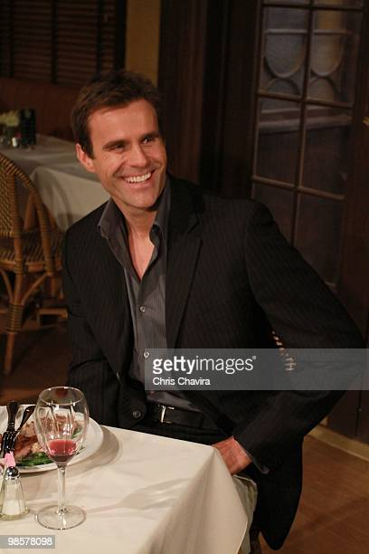 CHILDREN Cameron Mathison in a scene that airs the week of April 26 2010 on ABC Daytime's 'All My Children' 'All My Children' airs MondayFriday on...