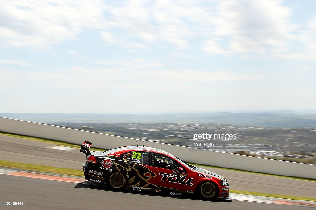 V8 Supercars - Bathurst 1000: Practice & Top 10 Shootout
