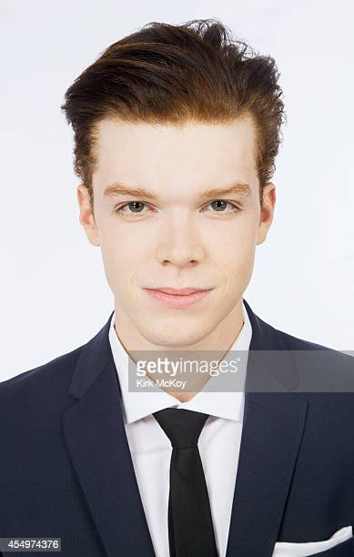 Cameron Monaghan is photographed for Los Angeles Times on August 25 2014 in Los Angeles California PUBLISHED IMAGE CREDIT MUST BE Kirk McKoy/Los...