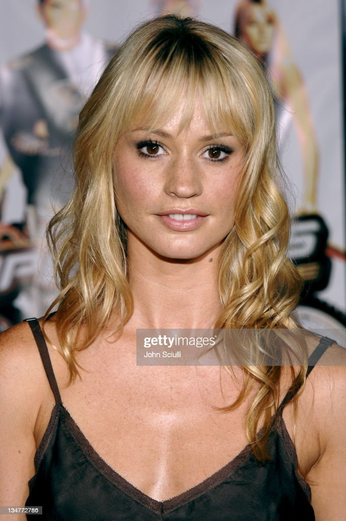 Cameron Richardson during 'Supercross' Los Angeles Premiere Red Carpet at Veterans Administration Complex in Westwood California United States