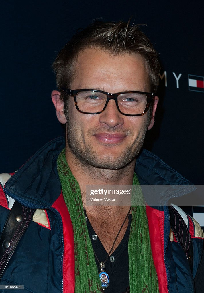 Cameron Silver arrives at the Tommy Hilfiger LA Flagship Opening on February 13, 2013 in Los Angeles, California.