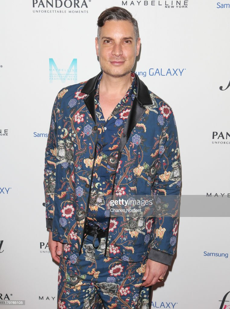 <a gi-track='captionPersonalityLinkClicked' href=/galleries/search?phrase=Cameron+Silver&family=editorial&specificpeople=546426 ng-click='$event.stopPropagation()'>Cameron Silver</a> attends the Daily Front Row's Fashion Media Awards at Harlow on September 6, 2013 in New York City.