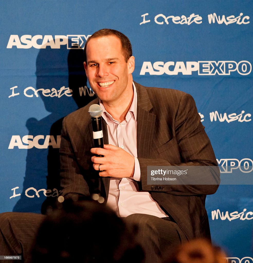 Cameron Strang attends the 2013 ASCAP 'I Create Music' Expo at Loews Hollywood Hotel on April 18, 2013 in Hollywood, California.