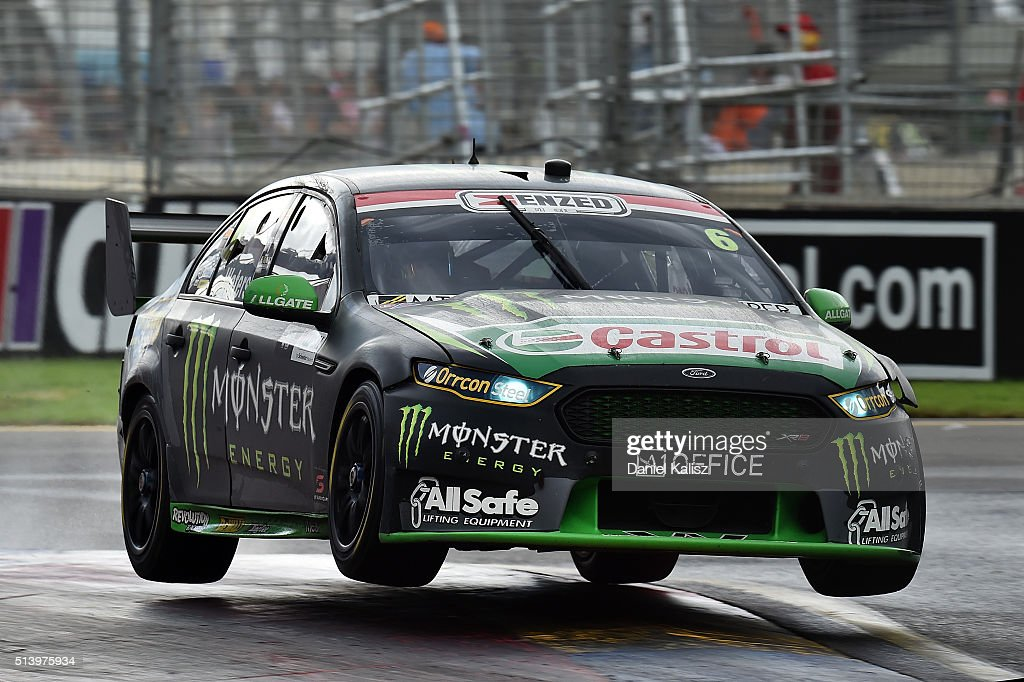 V8 Supercars Clipsal 500 Qualifying Amp Race 3 Getty Images
