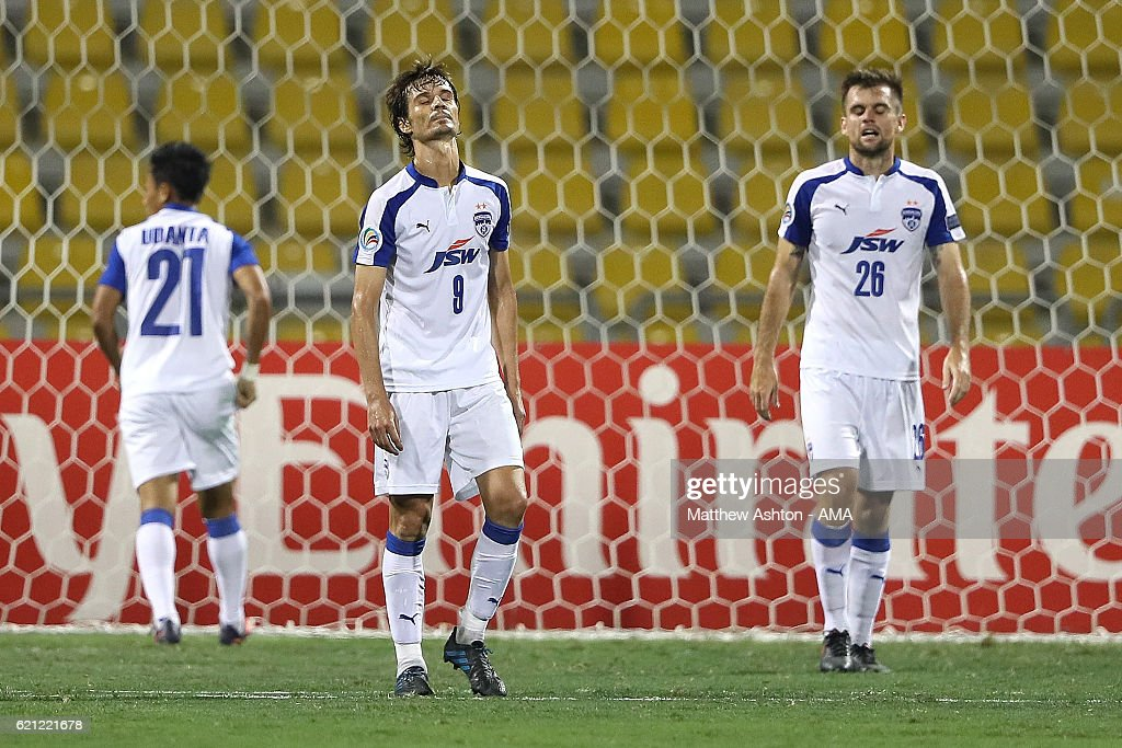 AFC Cup Final 2016: JSW Bengaluru v Air Force Club - Al-Quwa Al-Jawiya : News Photo