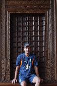 Cameron White of Australia poses for a portrait at the Hilton hotel on February 28 2011 in Colombo Sri Lanka