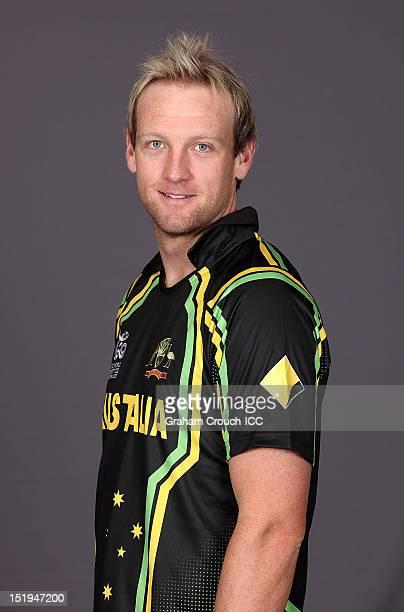 Cameron White on September 13 2012 in Colombo Sri Lanka