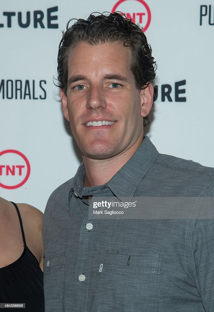 <a gi-track='captionPersonalityLinkClicked' href=/galleries/search?phrase=Cameron+Winklevoss&family=editorial&specificpeople=5484898 ng-click='$event.stopPropagation()'>Cameron Winklevoss</a> attends the 'Public Morals' New York Screening at the Tribeca Grand Screening Room on August 12, 2015 in New York City.
