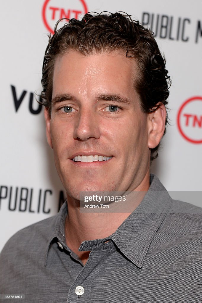 <a gi-track='captionPersonalityLinkClicked' href=/galleries/search?phrase=Cameron+Winklevoss&family=editorial&specificpeople=5484898 ng-click='$event.stopPropagation()'>Cameron Winklevoss</a> attends the 'Public Morals' New York series screening at Tribeca Grand Screening Room on August 12, 2015 in New York City.