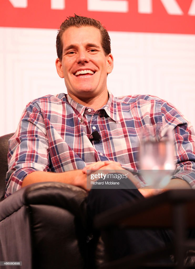 <a gi-track='captionPersonalityLinkClicked' href=/galleries/search?phrase=Cameron+Winklevoss&family=editorial&specificpeople=5484898 ng-click='$event.stopPropagation()'>Cameron Winklevoss</a> speaks onstage at 'Bitcoin: What It Needs To Succeed' during the 2015 SXSW Music, Film + Interactive Festival at Austin Convention Center on March 16, 2015 in Austin, Texas.