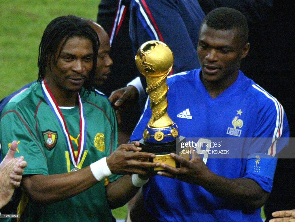 Cameroonian captain Rigobert Song L a