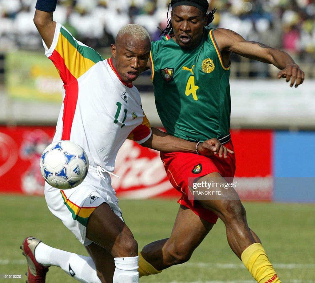 """Résultat de recherche d'images pour """"senegal cameroun can 2002 getty images"""""""