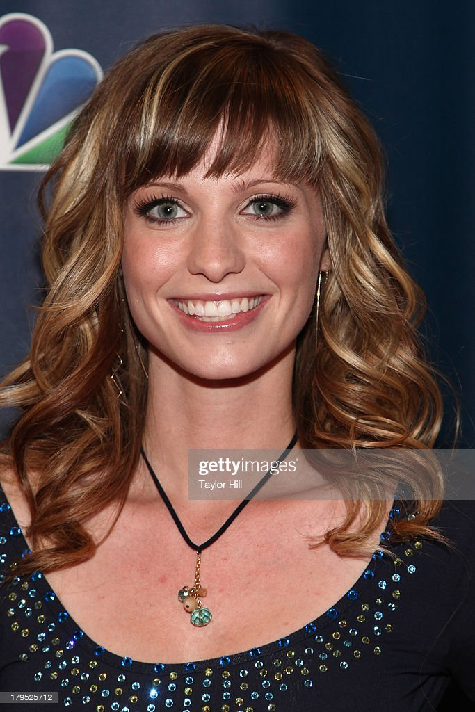 Cami Bradley attends the 'America's Got Talent' Season 8 Red Carpet Event at Radio City Music Hall on September 4, 2013 in New York City.