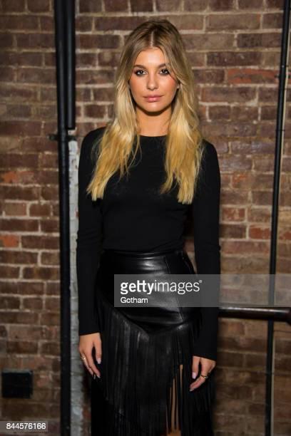 Cami Morrone attends V Magazine celebrates JeanPaul Goude at Acme on September 7 2017 in New York City