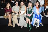 ITA: Anteprima - Front Row - Milan Fashion Week SS 2020