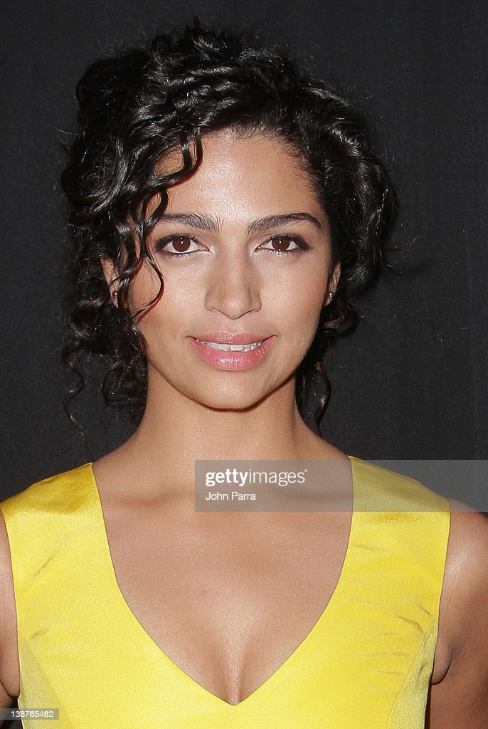 <a gi-track='captionPersonalityLinkClicked' href=/galleries/search?phrase=Camila+Alves&family=editorial&specificpeople=4501431 ng-click='$event.stopPropagation()'>Camila Alves</a> is seen around Lincoln Center during Fall 2012 Mercedes-Benz Fashion Week on February 11, 2012 in New York City.