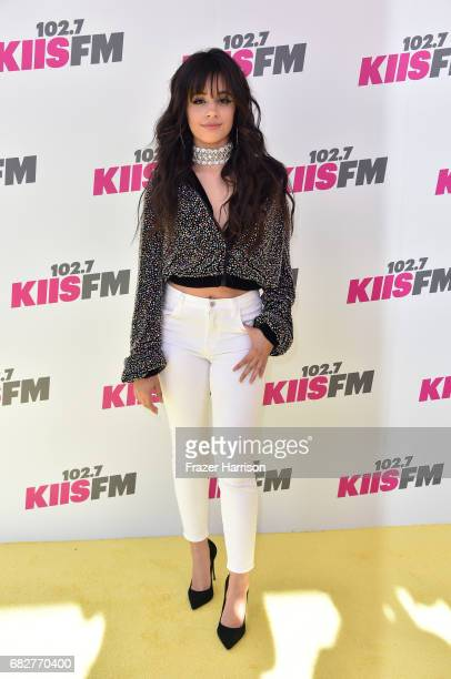 Camila Cabello attends 1027 KIIS FM's 2017 Wango Tango at StubHub Center on May 13 2017 in Carson California