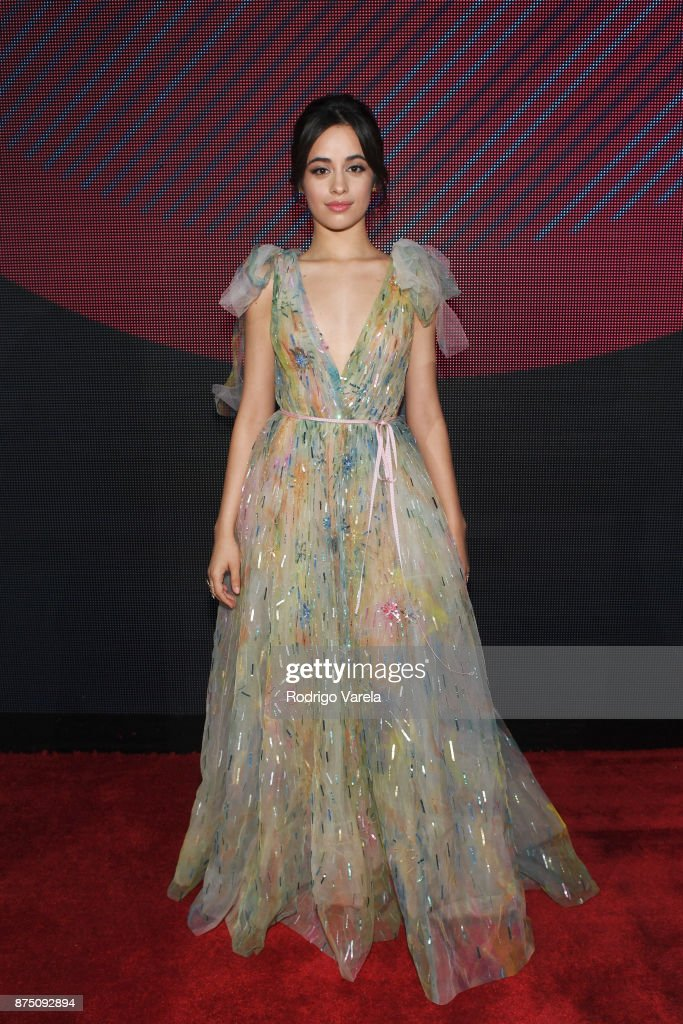 Camila Cabello attends The 18th Annual Latin Grammy Awards at MGM Grand Garden Arena on November 16, 2017 in Las Vegas, Nevada.