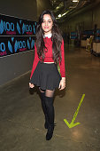Camila Cabello of 5th Harmony attends Y100's Jingle Ball 2014 at BBT Center on December 21 2014 in Miami FL