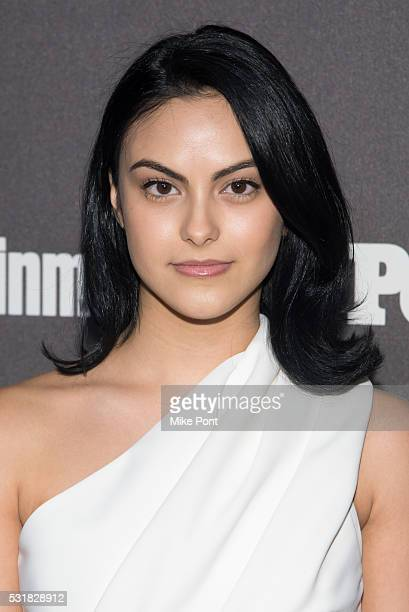 Camila Mendes attends the 2016 Entertainment Weekly People New York Upfront at Cedar Lake on May 16 2016 in New York New York