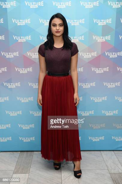 Camila Mendes of Riverdale series attends the Vulture Festival at The Standard High Line on May 20 2017 in New York City