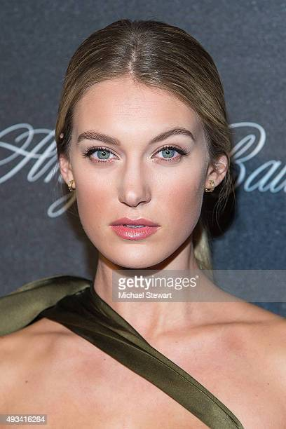 Camila Morrone attends the 2015 Angel Ball at Cipriani Wall Street on October 19 2015 in New York City