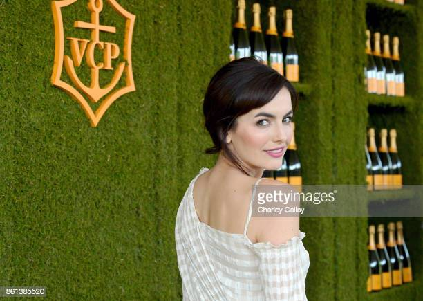 Camilla Belle at the Eighth Annual Veuve Clicquot Polo Classic on October 14 2017 in Los Angeles California