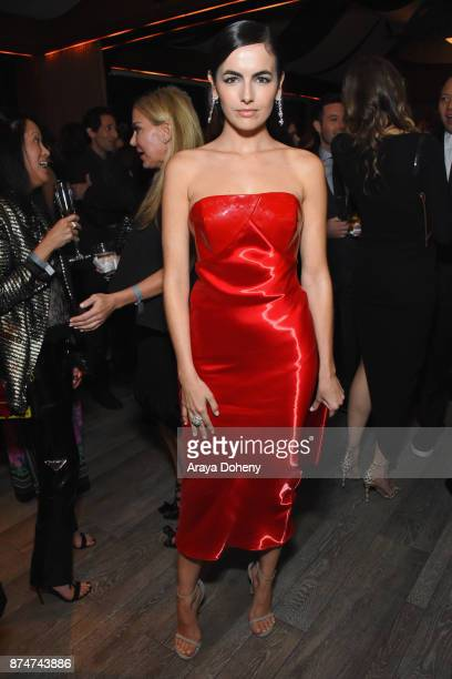 Camilla Belle at the Joel Edgerton and Friends host the Inaugural Fundraising Gala for The Fred Hollows Foundation in Los Angeles Presented by Casa...