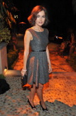 Camilla Belle attends 'An Evening Under The Stars' benefiting The LA Gay Lesbian Center at a private residency on October 19 2013 in Los Angeles...