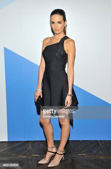Camilla Belle attends FORWARD by Elyse Walker David Koma dinner on April 2 2015 in West Hollywood California