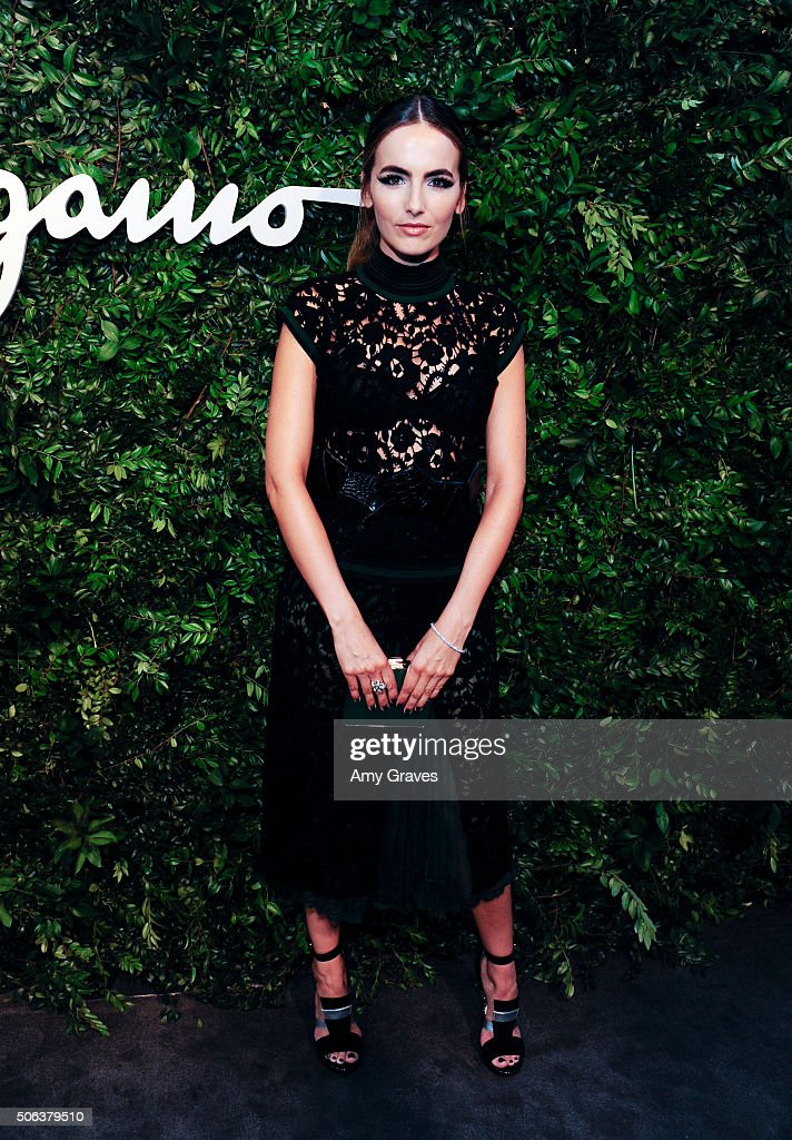 Camilla Belle attends the Salvatore Ferragamo 100th Year Celebration in Hollywood and Rodeo Drive Flagship Store Opening on September 9, 2015 in Beverly Hills, California.