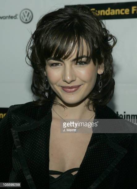 Camilla Belle during 2005 Sundance Film Festival 'The Ballad of Jack and Rose' Premiere at Eccles Center in Park City Utah United States