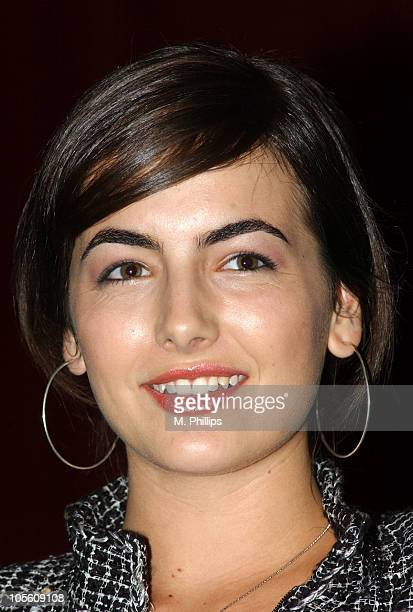 Camilla Belle during 'The Chumbscrubber' Special UCLA Screening and QA November 1 2005 at James Bridgest Hall in Los Angeles California United States
