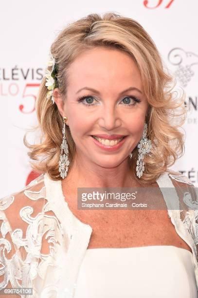 Camilla de Bourbon des DeuxSiciles attends the 57th Monte Carlo TV Festival Opening Ceremony on June 16 2017 in MonteCarlo Monaco