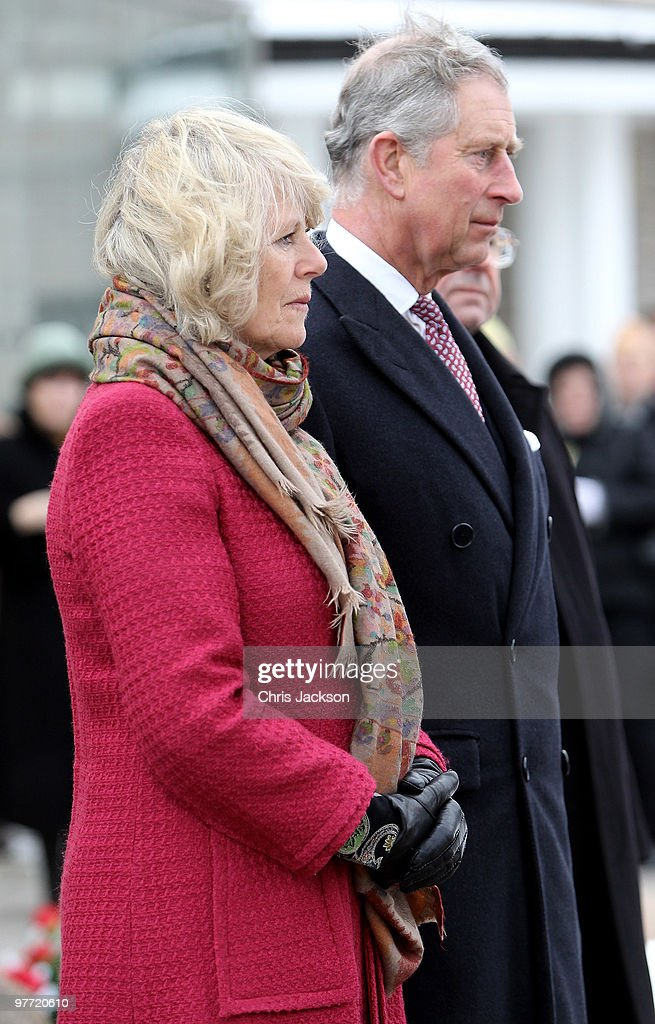 <a gi-track='captionPersonalityLinkClicked' href=/galleries/search?phrase=Camilla+-+Duchess+of+Cornwall&family=editorial&specificpeople=158157 ng-click='$event.stopPropagation()'>Camilla</a>, Duchess of Cornwall and <a gi-track='captionPersonalityLinkClicked' href=/galleries/search?phrase=Prince+Charles+-+Prince+of+Wales&family=editorial&specificpeople=160180 ng-click='$event.stopPropagation()'>Prince Charles</a>, Prince of Wales lay a wreath at the Popieluszko Monument as they visit St Stanislaw Kostka Parish Church on March 15, 2010 in Warsaw, Poland. <a gi-track='captionPersonalityLinkClicked' href=/galleries/search?phrase=Prince+Charles+-+Prince+of+Wales&family=editorial&specificpeople=160180 ng-click='$event.stopPropagation()'>Prince Charles</a>, Prince of Wales and <a gi-track='captionPersonalityLinkClicked' href=/galleries/search?phrase=Camilla+-+Duchess+of+Cornwall&family=editorial&specificpeople=158157 ng-click='$event.stopPropagation()'>Camilla</a>, Duchess of Cornwall are on a three day trip to Poland as part of a tour of Eastern Europe that takes in Poland, Hungary and the Czech Republic.