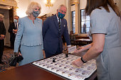 The Prince Of Wales And Duchess Of Cornwall Visit The...