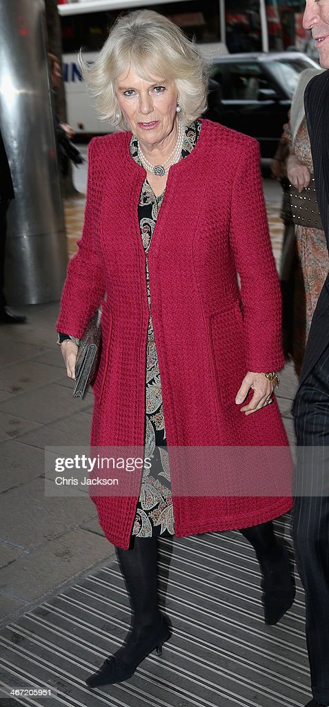 <a gi-track='captionPersonalityLinkClicked' href=/galleries/search?phrase=Camilla+-+Duchess+of+Cornwall&family=editorial&specificpeople=158157 ng-click='$event.stopPropagation()'>Camilla</a>, Duchess of Cornwall arrives at New Zealand House on February 6, 2014 in London, England. Waitangi Day commemorates the signing of a treaty between 500 Maori Chiefs and the British Crown in 1840.
