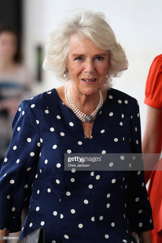 The Duchess Of Cornwall Attends The Women Of The Year Lunch