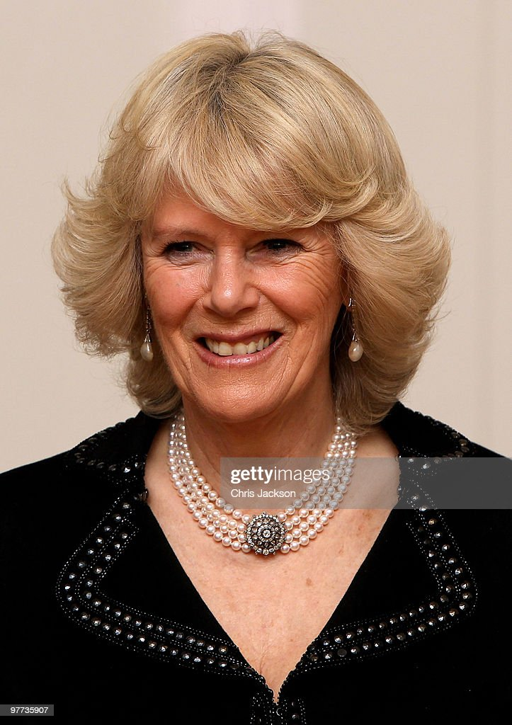 <a gi-track='captionPersonalityLinkClicked' href=/galleries/search?phrase=Camilla+-+Duchess+of+Cornwall&family=editorial&specificpeople=158157 ng-click='$event.stopPropagation()'>Camilla</a>, Duchess of Cornwall attends a Banquet at the Presidential Palace on March 15, 2010 in Warsaw, Poland. Prince Charles, Prince of Wales and <a gi-track='captionPersonalityLinkClicked' href=/galleries/search?phrase=Camilla+-+Duchess+of+Cornwall&family=editorial&specificpeople=158157 ng-click='$event.stopPropagation()'>Camilla</a>, Duchess of Cornwall are on a three day trip to Poland as part of a tour of Eastern Europe that takes in Poland, Hungary and the Czech Republic.