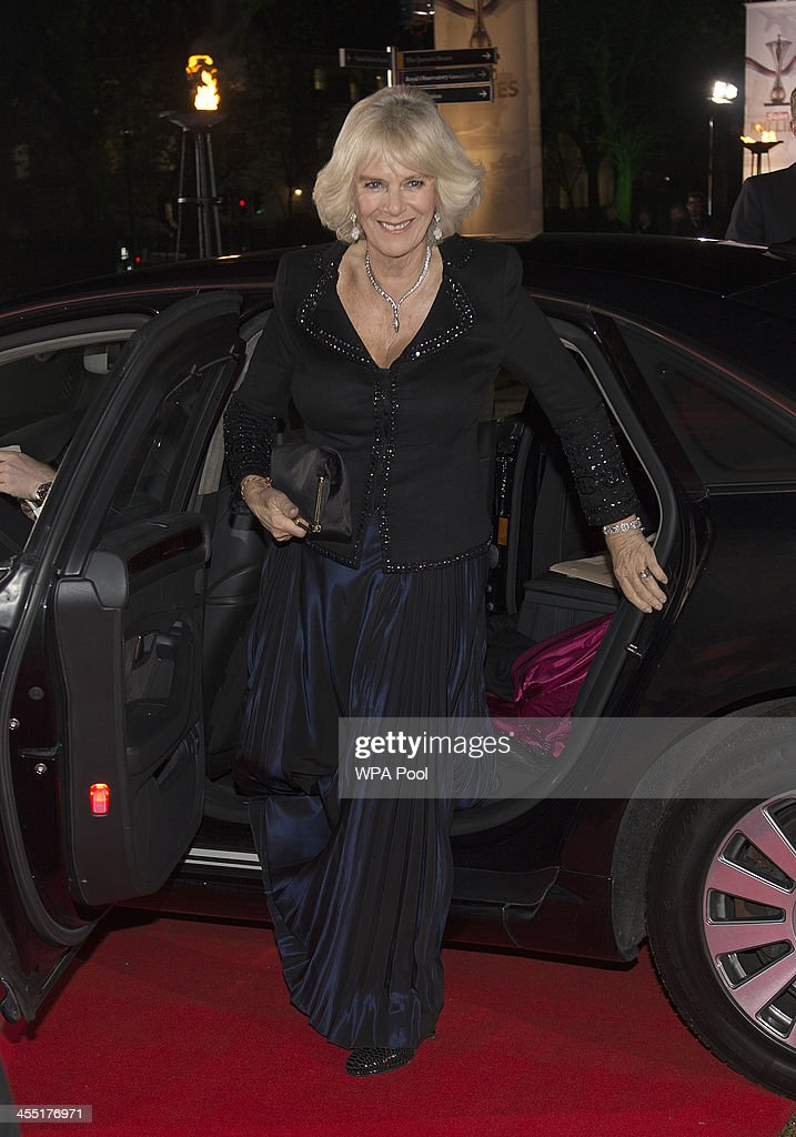 <a gi-track='captionPersonalityLinkClicked' href=/galleries/search?phrase=Camilla+-+Duchess+of+Cornwall&family=editorial&specificpeople=158157 ng-click='$event.stopPropagation()'>Camilla</a>, Duchess of Cornwall attends The Sun Military Awards at National Maritime Museum on December 11, 2013 in London, England.