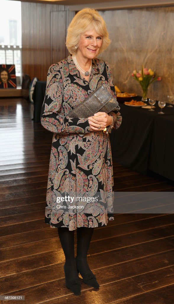 <a gi-track='captionPersonalityLinkClicked' href=/galleries/search?phrase=Camilla+-+Duchess+of+Cornwall&family=editorial&specificpeople=158157 ng-click='$event.stopPropagation()'>Camilla</a>, Duchess of Cornwall helps celebrate success of New Zealand women in the UK on Waitangi day at New Zealand House on February 6, 2014 in London, England. Waitangi Day commemorates the signing of a treaty between 500 Maori Chiefs and the British Crown in 1840.