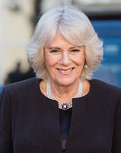 GBR: The Duchess Of Cornwall Hosts A Reception For The London Taxi Drivers' Charity For Children